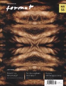 Format : pismo artystyczne, listopad 2008, nr 55